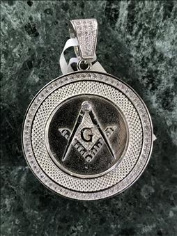 Sterling Silver 925 Pendant