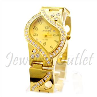 Designer inspired watch Collection, Classic look fashion Ladies. Metal Band and Premium Designer Look
