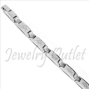 Stainless Steel Mens Bracelets