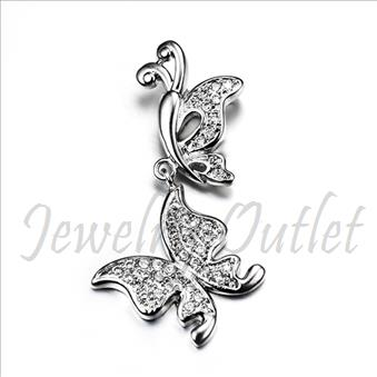 Sterling Silver 925 Ladies Pendant