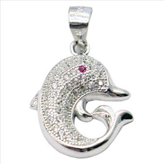 Sterling Silver Ladies Pendant