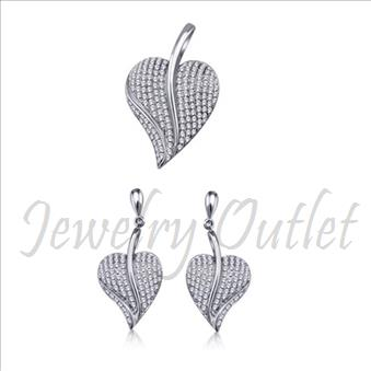 Earrings & Pendant Sets