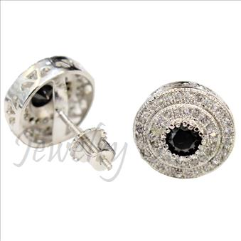 Sterling Silver 925 Ladies Earrings