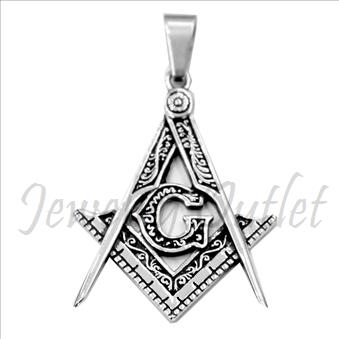 Stainless Steel Mens Pendant (OUT OF STOCK)
