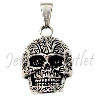 Stainless Steel Mens Pendant
