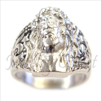 Stainless Steel Masonic Men's Ring