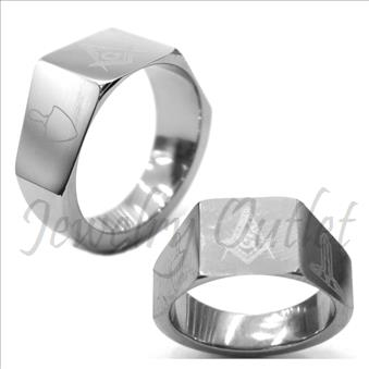 Tungsten Carbide Mens  Comfort Fit Ring